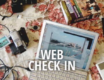 Web Check IN